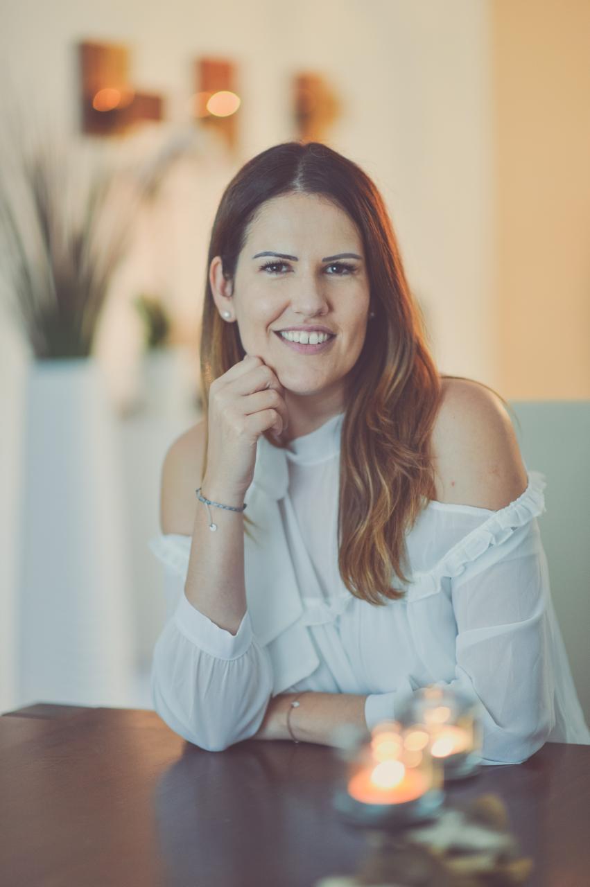 Portrait Doreen Amlung