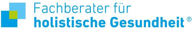 """Logo Akademie der Naturheilkunde mit Text """"Fachberater für holistische Gesundheit"""""""
